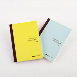 Hobonichi Hobonichi 2022 A5 Cousin Avec Books Only