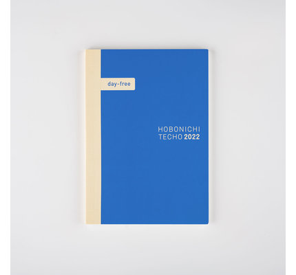 Hobonichi Hobonichi 2022 Cousin A5 Day-Free Cousin Book Only