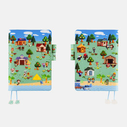 Hobonichi Hobonichi A5 Cousin 2022 Animal Crossing: New Horizons: What Shall we do today?