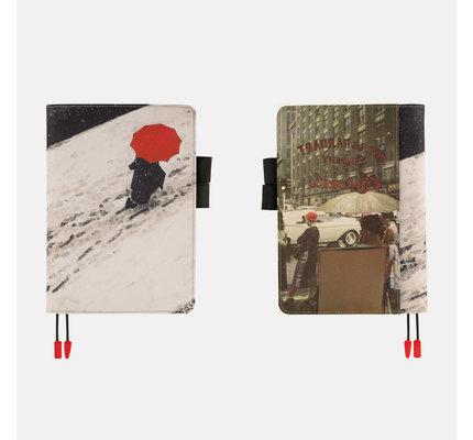 Hobonichi Hobonichi A5 Cousin 2022 Saul Leite: Footprints c. 1950