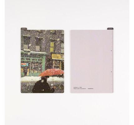 Hobonichi Hobonichi Pencil Board (Saul Leiter) Original Techo Size (A6)