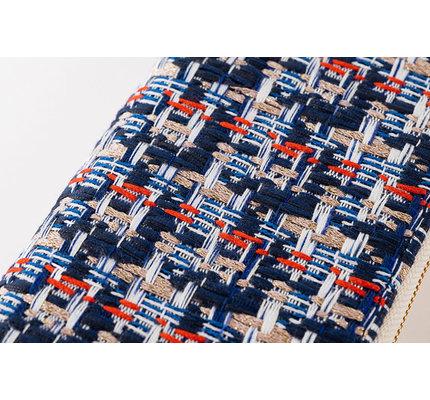 Hobonichi Hobonichi Weeks Cover Malhia Kent: Tricolore Tweed