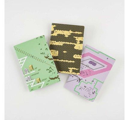 Hobonichi Hobonichi Memo Pad Set for Planner / Original (Mother)