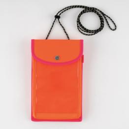 Hobonichi Hobonichi Mokku (Neon Orange x Neon Pink) Weeks Case