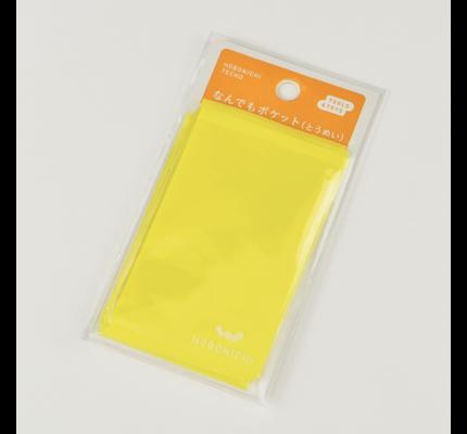 Hobonichi Hobonichi Anything Pocket Clear