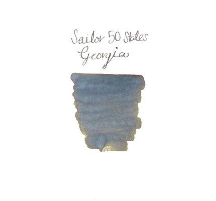 Sailor Sailor USA 50 States Ink Series - Georgia 20ml Bottled Ink