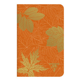 Clairefontaine Clairefontaine #194536 Neo Deco Notebook - Pumpkin