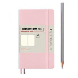 Leuchtturm1917 Leuchtturm1917 Pocket (A6) Softcover Notebook - Powder