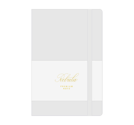 Colorverse Colorverse Nebula Premium Note - Snow White