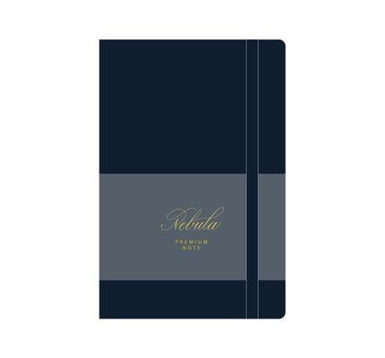 Colorverse Colorverse Nebula Premium Note - Midnight Navy
