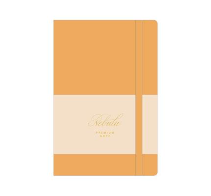 Colorverse Colorverse Nebula Premium Note - Cozy Yellow
