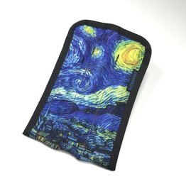Rickshaw 3-Pen Coozy Van Gogh Collection Starry Night Sleeve