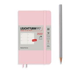 Leuchtturm1917 Leuchtturm1917 2022 Pocket (A6) Softcover Weekly Planner