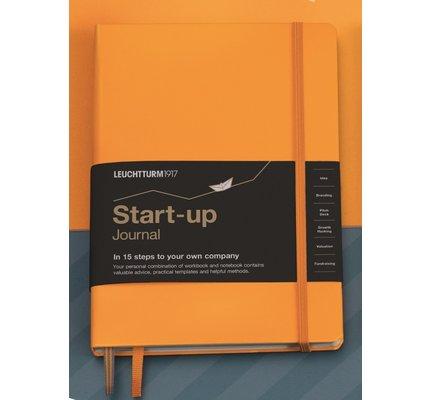 Leuchtturm1917 Leuchtturm1917 Start-Up Journal Medium (A5) Hardcover