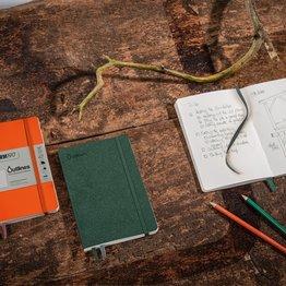 Leuchtturm1917 Leuchtturm1917 Outlines Paperback B6+ Softcover Dotted Notebook