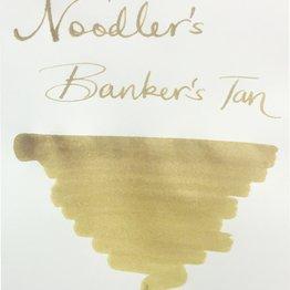 Noodler's Dromgooles's Exclusive Noodler's Bankers Tan