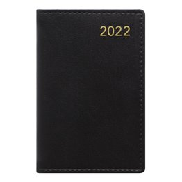 Letts 2022 Belgravia Mini Pocket Week To View Diary With Planners