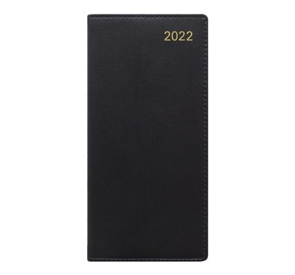 Letts 2022 Belgravia Slim Week To View Diary With Planners