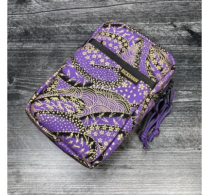 Rickshaw Japanese Collection Sakura Dream Purple Coozy Case