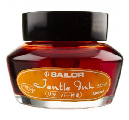 Sailor Sailor Jentle Apricot - 50ml Bottled Ink