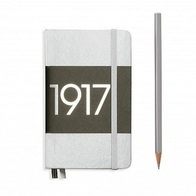 Leuchtturm1917 Leuchtturm1917 Metallic Edition Pocket Notebook