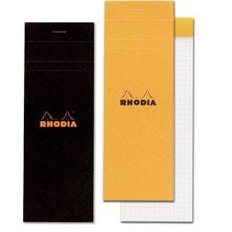 """Rhodia Rhodia #8 Top Staplebound Notepad (3"""" x 8.25"""")"""