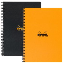 Rhodia Rhodia 4-Color Wirebound Notebook (A4)