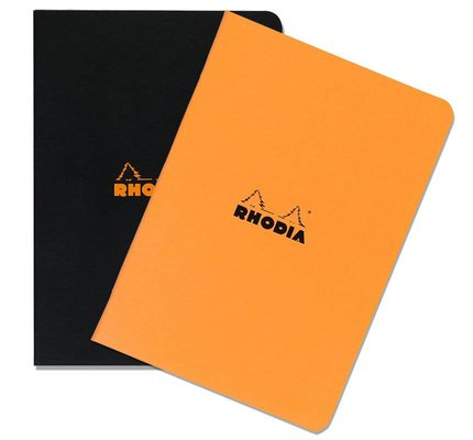 Rhodia Rhodia Side-Stapled Notebook (A4)