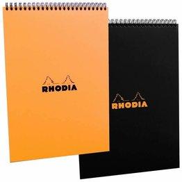 Rhodia Rhodia #18 Top Wirebound Notepad (A4)