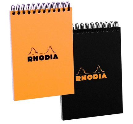 Rhodia Rhodia #16 Top Wirebound Notepad (A5)