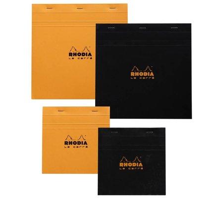 Rhodia Rhodia #14 Le Carre Square Top Staplebound Notepad 5 3/4 X 5 3/4