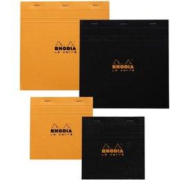 Rhodia Rhodia #21 Le Carre Square Top Staplebound Notepad 8 1/4 X 8 1/4