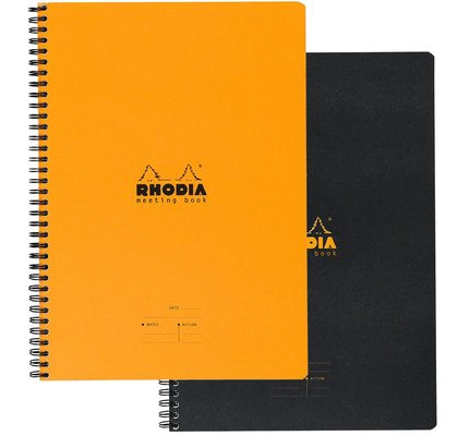 Rhodia Rhodia Meeting Book A5