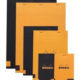 Rhodia Rhodia R Premium #18 Top Staplebound Notepad (A4)