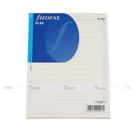 Filofax Filofax To Do A5