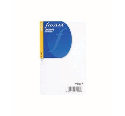 Filofax Filofax Transparent Top Opening Envelope Personal