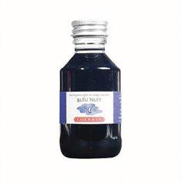 J. Herbin J. Herbin Bleu Nuit - 100ml Bottled Ink
