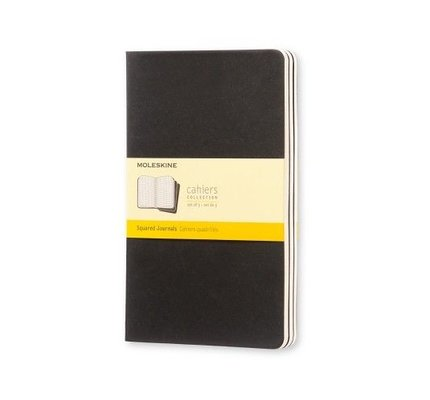 Moleskine Moleskine Cahier Softcover Large Journal Black