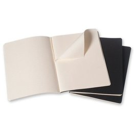 Moleskine Moleskine Cahier Softcover X-Large Journal Black