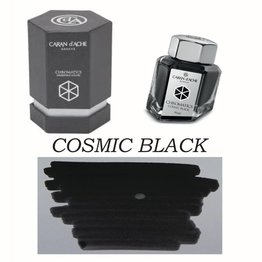 Caran D' Ache Caran D' Ache Cosmic Black - 50ml Bottled Ink