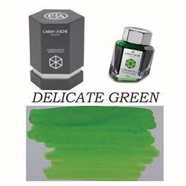 Caran D' Ache Caran D' Ache Delicate Green - 50ml Bottled Ink