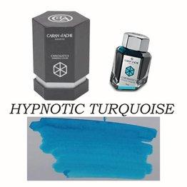 Caran D' Ache Caran D' Ache Hypnotic Turquoise - 50ml Bottled Ink