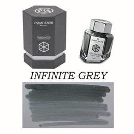 Caran D' Ache Caran D' Ache Infinite Grey - 50ml Bottled Ink