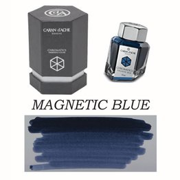 Caran D' Ache Caran D' Ache Magnetic Blue - 50ml Bottled Ink