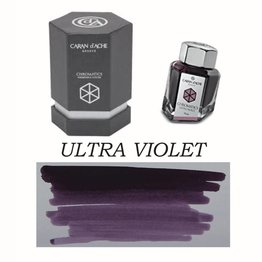 Caran D' Ache Caran D' Ache Ultra Violet - 50ml Bottled Ink