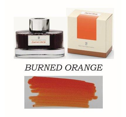 Faber-Castell Graf Von Faber-Castell Burned Orange - 75ml Bottled Ink