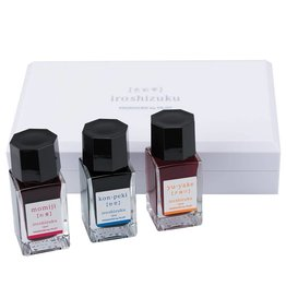 Pilot Pilot Iroshizuku Summer Set - 3 Piece Bottled Inks