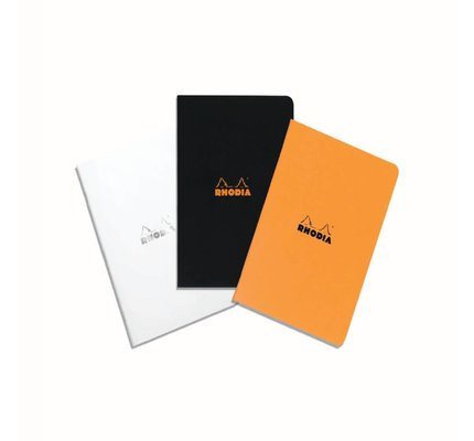 Rhodia Rhodia A5 Medium Size Side-Stapled Pad