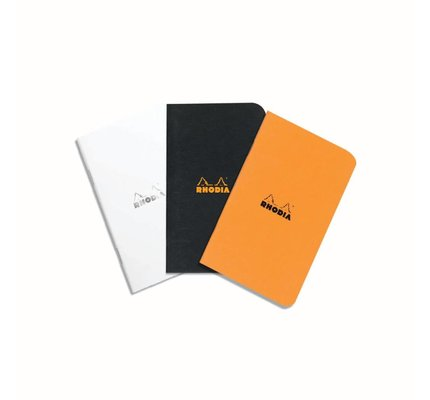 Rhodia Rhodia A7 Pocket Size Side-Stapled Pad