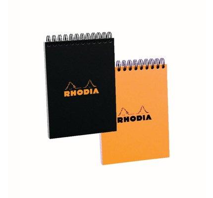 Rhodia Rhodia #13 Top Wirebound Notepad (A6)